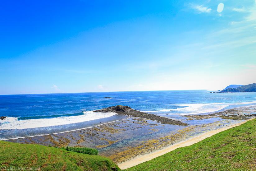 pantai seger lombok tengah
