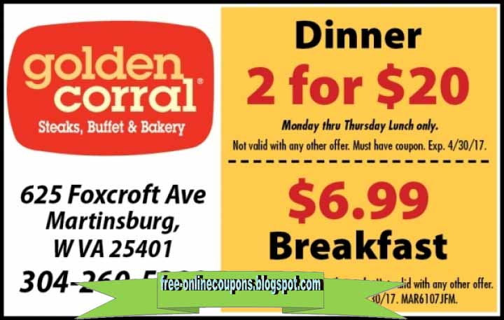 graphic about Golden Corral Printable Coupons identify Golden Corral Coupon Print Similar Keywords and phrases Tips