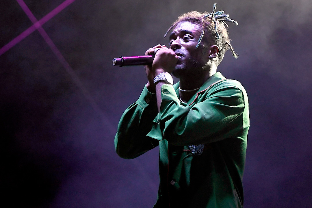 Lil Uzi Vert Takes Break from Tour with The Weekend to ...