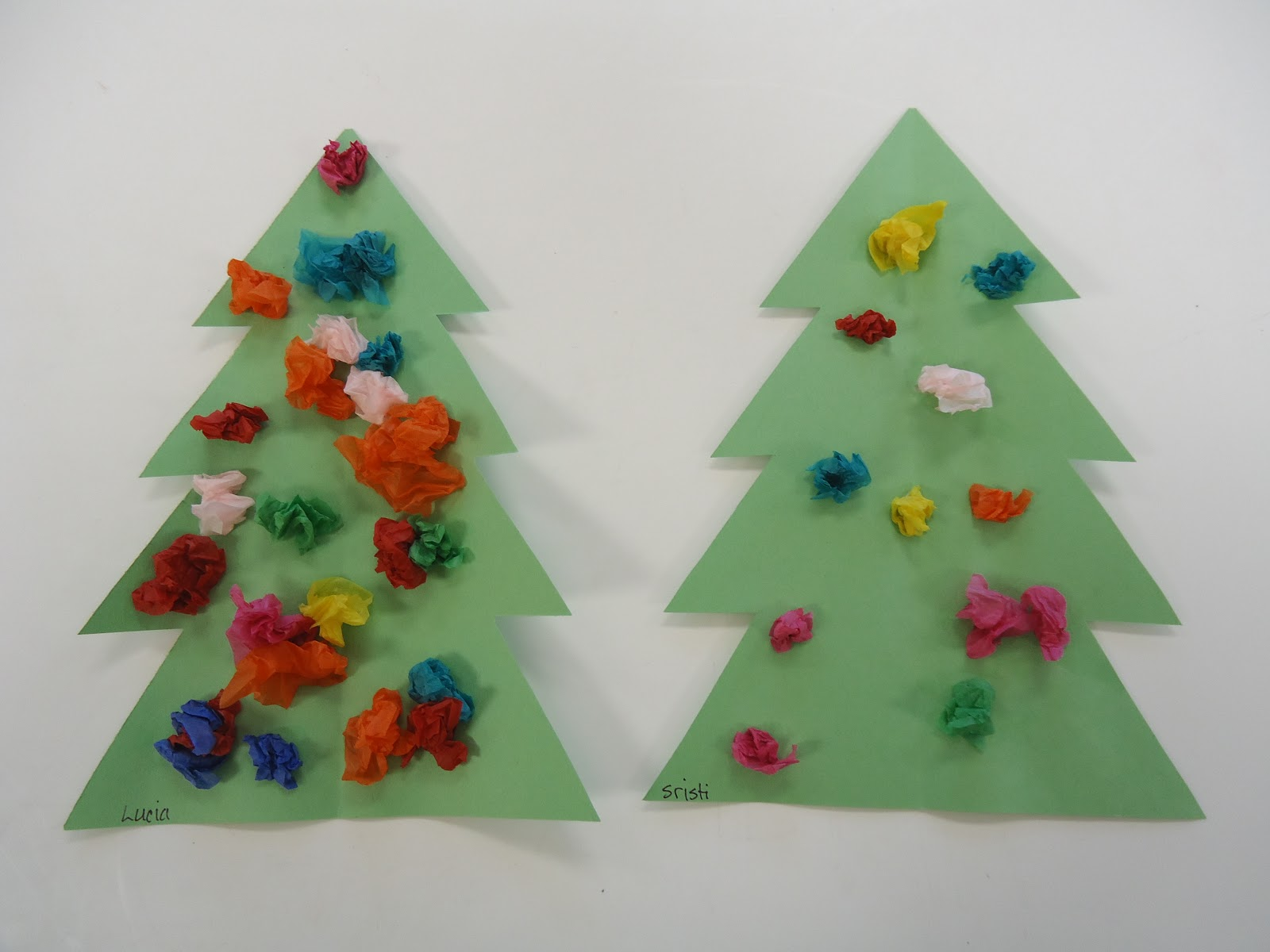 Trinity Preschool Mount Prospect Christmas Stocking