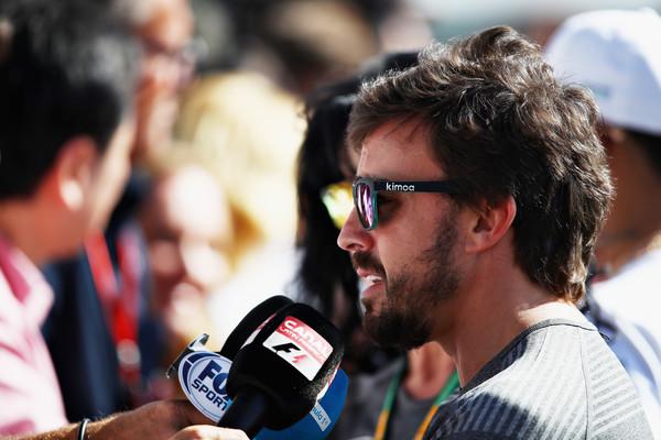 Resultado de imagen de Fernando Alonso Australia 2017