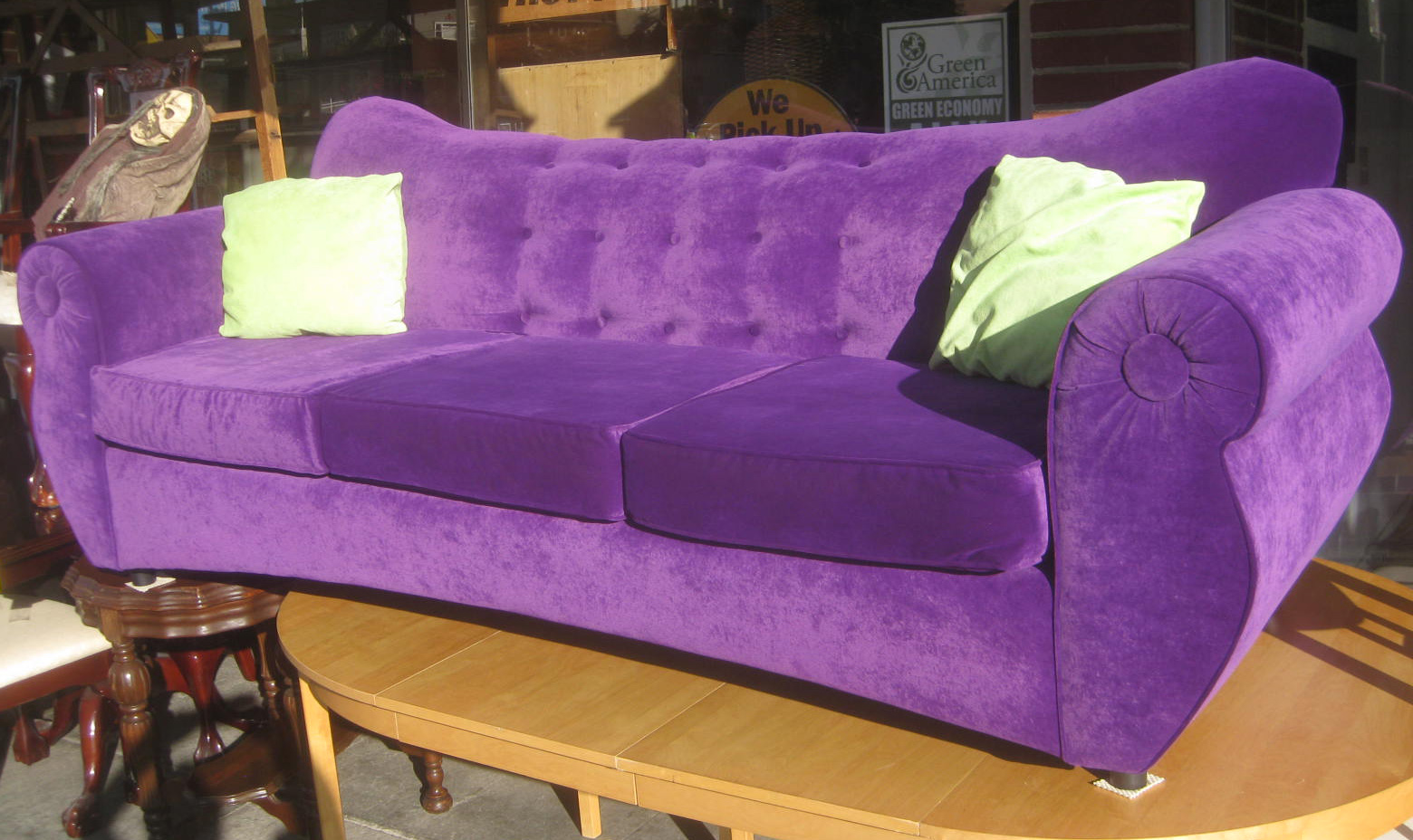 lavender sofa what to look for when buying a sectional uhuru furniture and collectibles october 2012