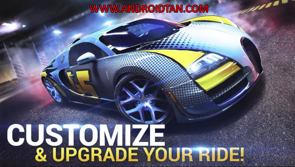 Download Asphalt 8 Mod Apk 4.1.0l Unlimited Money Free Shopping Anti-Ban Android Terbaru