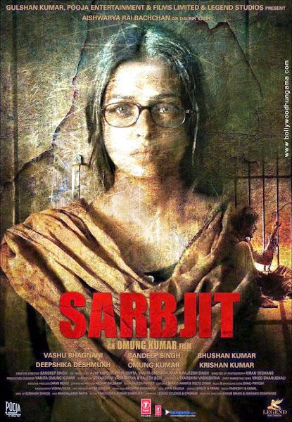 Sarbjit (2016) Movie Poster