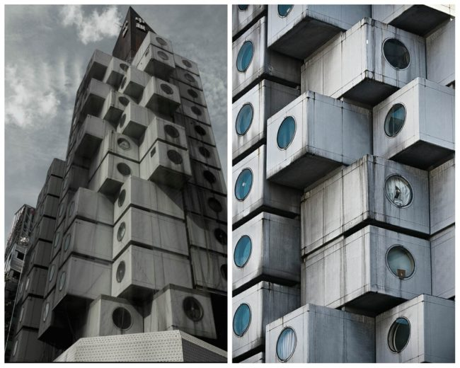This Apartment Building Looks Like A Prison From The Future