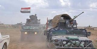 إعلان انتهاء مهام الشرطة الاتحادية بأيمن الموصل و تحرير كل الاحياء و سحق داعش الارهابي