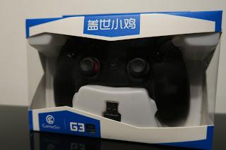 Análise Gamepad GameSir G3S 1
