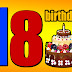 18th Birthday Messages, Wishes, Quotes, Greetings, Sayings