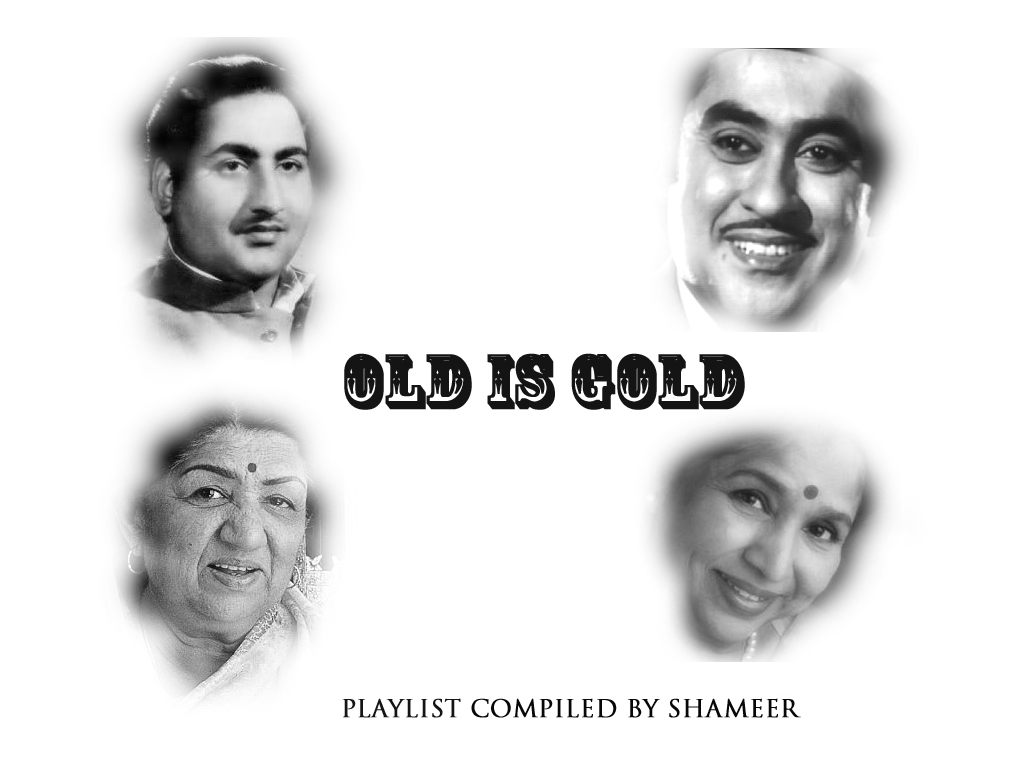 Kollywood Old Is Gold: Shameer Playlists: OLD IS GOLD