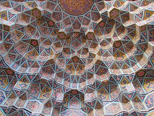 Examples Of Geometric Designs Used In Religious Architecture