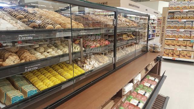 supermercado no Canadá
