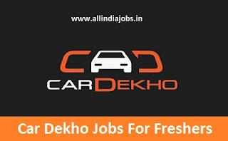 CarDekho Jobs
