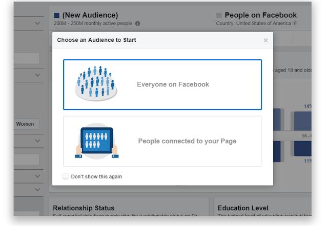 facebook audinece insight cách sử dụng như thế nào