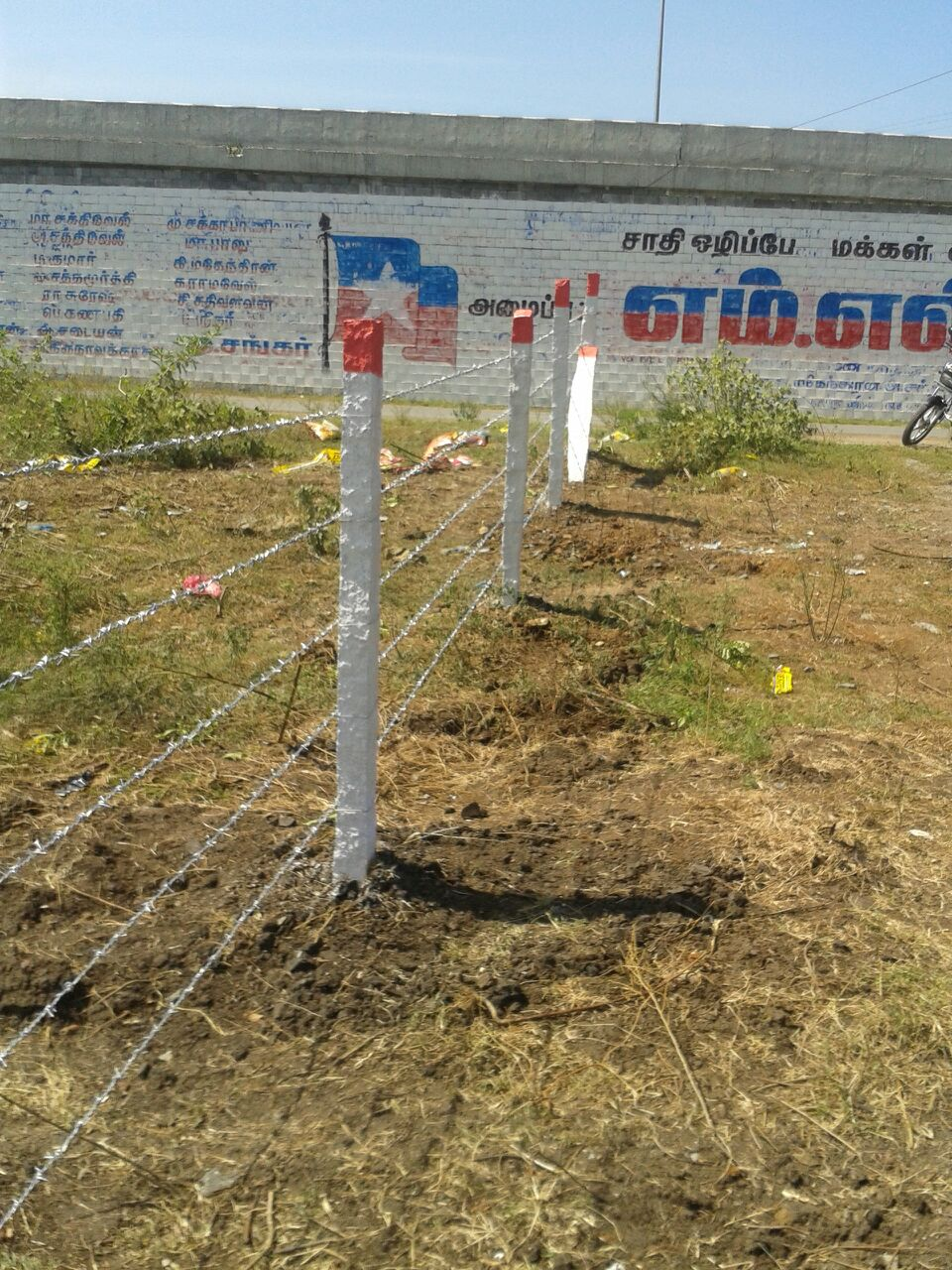 Fencing Works contractors in Chinnasalem Chennai Quality
