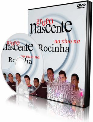 DVD Nascente – Ao Vivo Na Rocinha (2010)