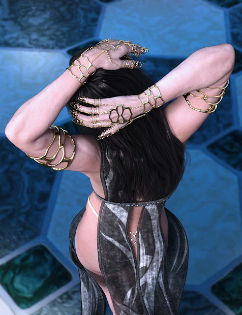 Zora's Treasures for Genesis 3 Female