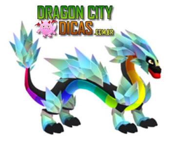 Dragão Drago-Íris - Informações