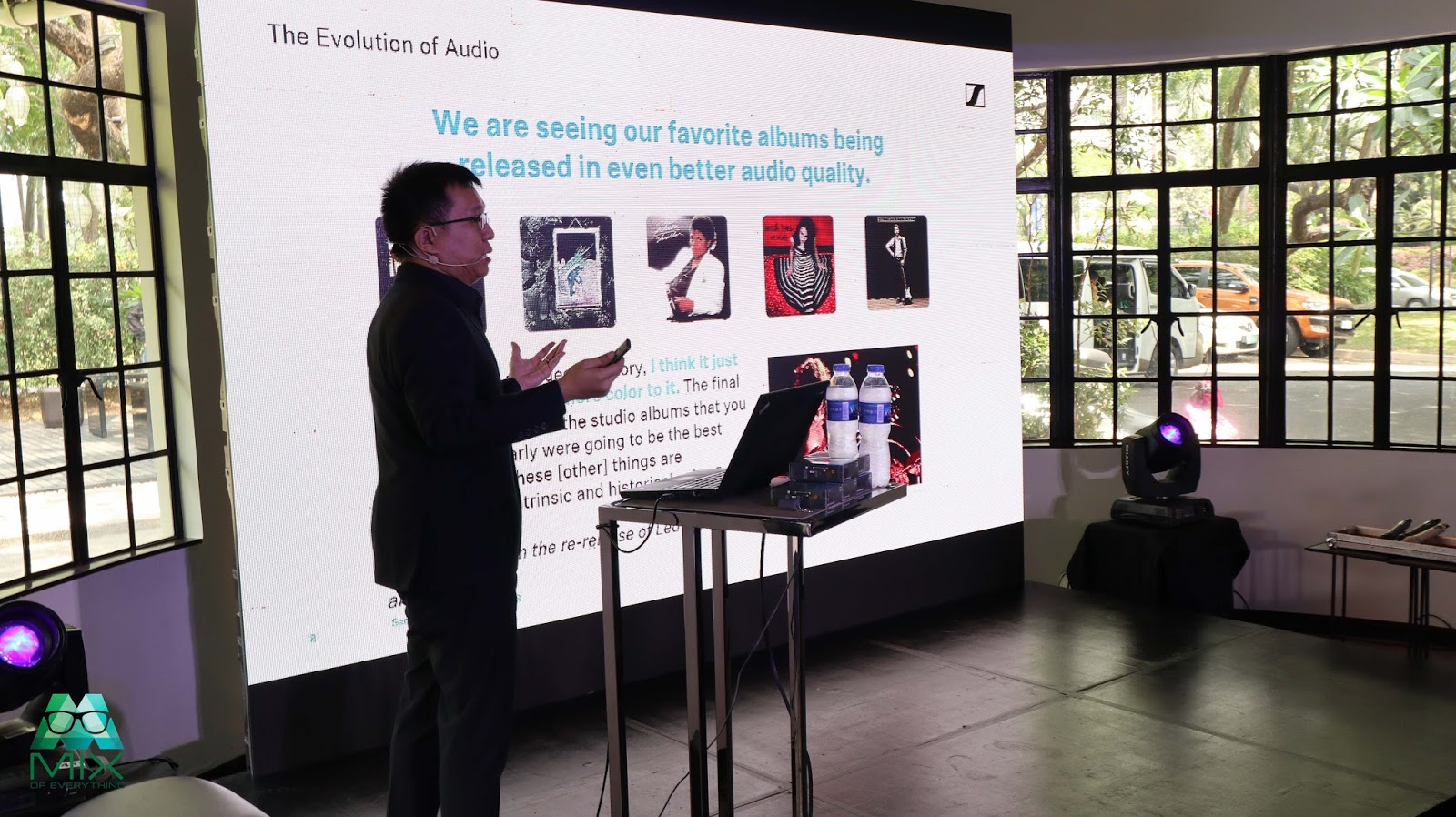 Sound Forum by Sennheiser Launched in the Philippines - Hello