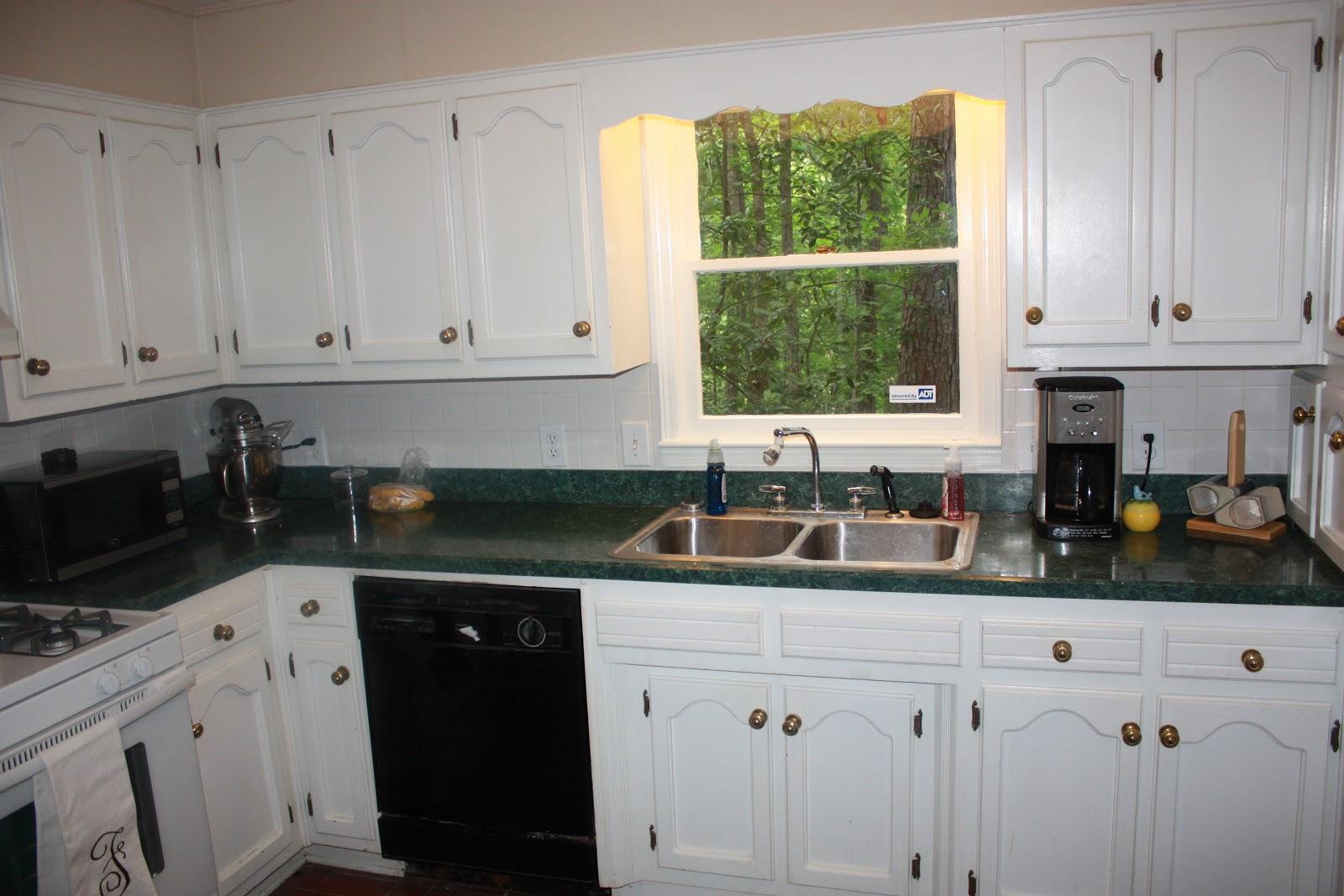 dark green kitchen white cabinets green kitchen countertops When