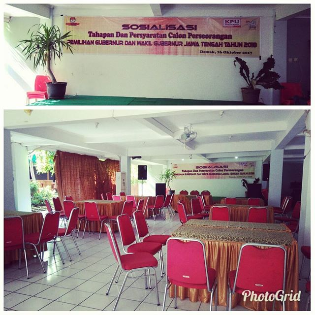Sosialisasi Pemilihan Gubernur dan Wakil Gubernur Jawa Tengah