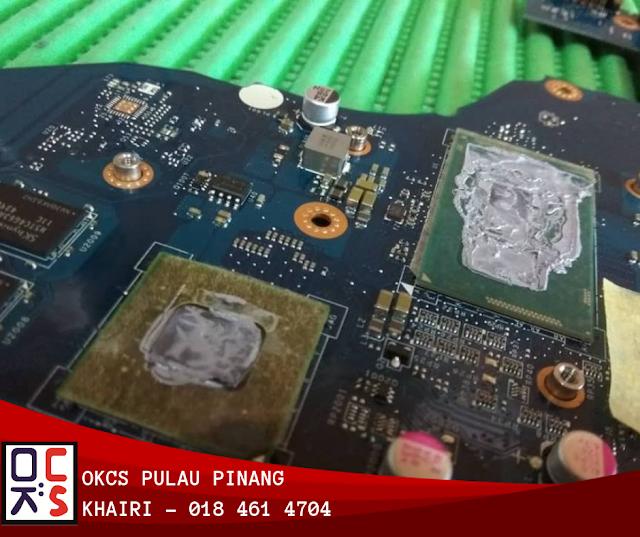 SOLVED : KEDAI REPAIR LAPTOP  OKCS PULAU PINANG   UPGRADE SSD 240GB LAPTOP ACER ASPIRE E15