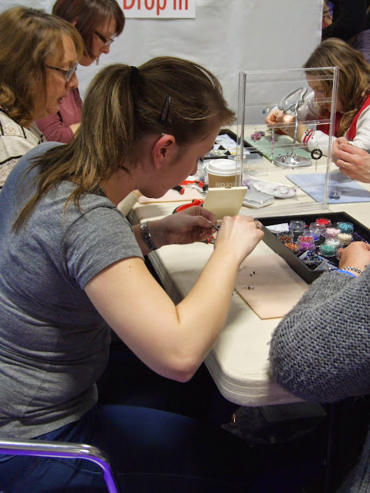 Creative Stitches and Hobbycraft Show