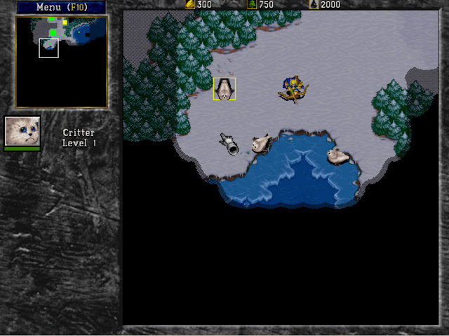 Warcraft 2 Critters Screenshot