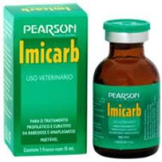 Antibiotico contra hemoparasitos