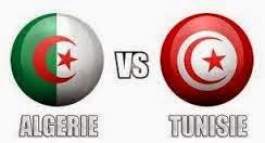 القنوات الناقلة لمباراة الجزائر تونس اليوم algerie vs tunisie