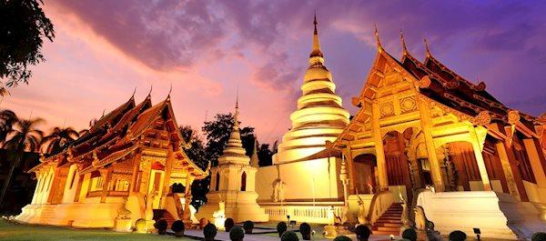 Pour votre voyage Chiang Mai, comparez et trouvez un hôtel au meilleur prix.  Le Comparateur d'hôtel regroupe tous les hotels Chiang Mai et vous présente une vue synthétique de l'ensemble des chambres d'hotels disponibles. Pensez à utiliser les filtres disponibles pour la recherche de votre hébergement séjour Chiang Mai sur Comparateur d'hôtel, cela vous permettra de connaitre instantanément la catégorie et les services de l'hôtel (internet, piscine, air conditionné, restaurant...)