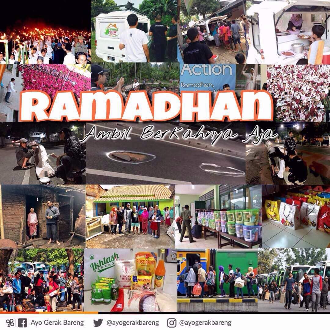 """Ramadhan """"Ambil Berkahnya Aja"""""""