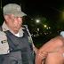 Jovem foi presso apóis tentar matar a própria mãe em Toritama,PE