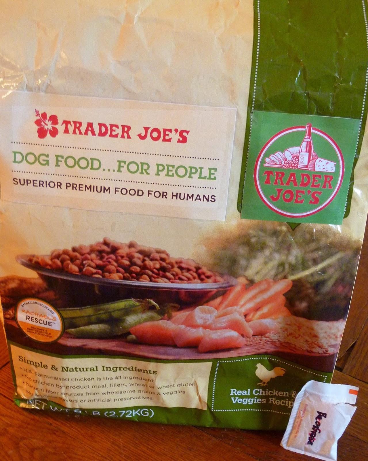Trader Joe S Dry Dog Food