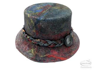 Jak ufilcować kapelusz? Filcowanie kapeluszy
