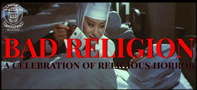 Drunk Education: Bad Religion Image