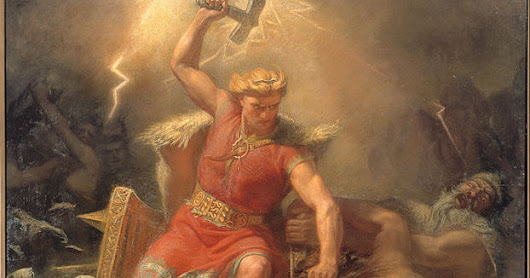 Atheists: Thor is not a Rational Substitute for God