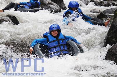 paket river tubing pacet