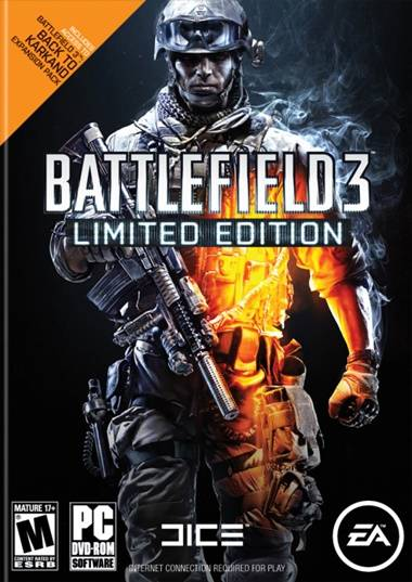Battlefield 3 Limited Edition PC Full Español