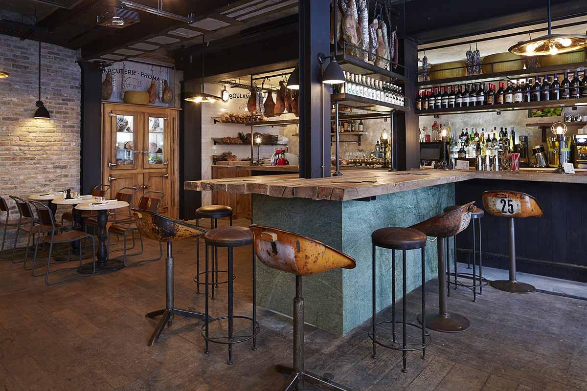 Marzua gu a de decoraci n para restaurantes for Decoracion de pared para restaurante