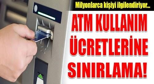ATM Kullanımında Flaş Değişiklik