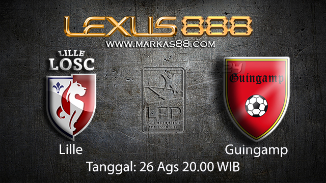 Prediksi Bola Jitu Lille vs Guingamp ( French Ligue 1 )