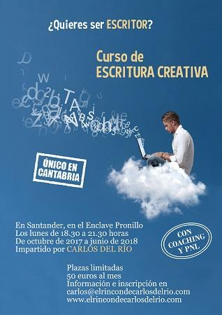 Curso de escritura creativa de Carlos del Río