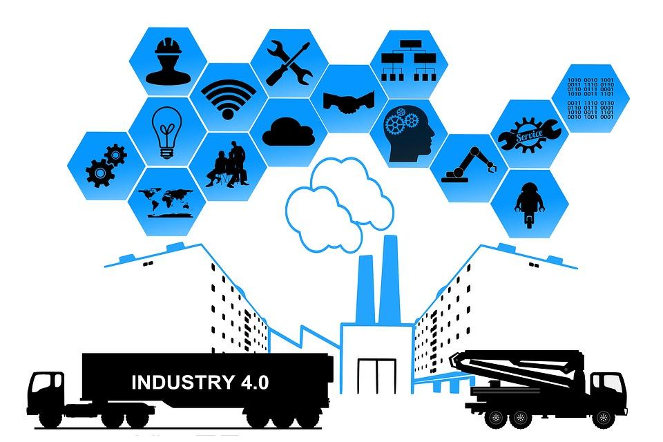 Geleceğin teknolojisi Endüstri 4.0