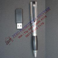 Flashdisk Pulpen Transparan FDPEN13 - USB Flashdrive Pen Plastik FDPEN 13