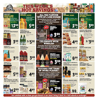 Farm Boy Canada Flyer March 29 – April 4, 2018