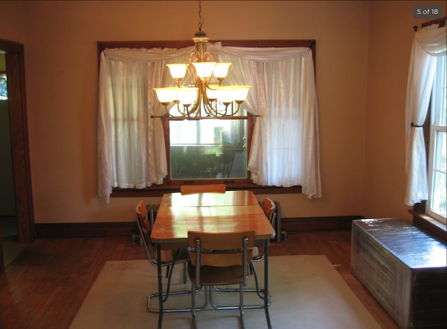 Sears Crescent larger floor plan dining room