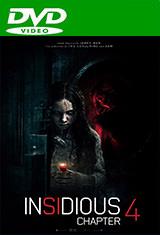 Insidious: La última llave (2018) DVDRip Latino AC3 5.1