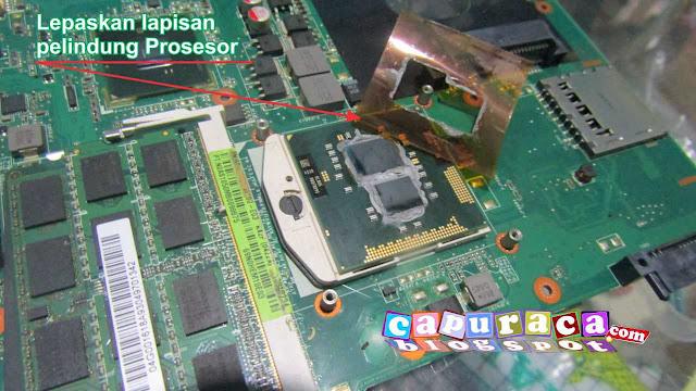 mengganti pasta laptop asus a42f yang sudah kering, laptop asus,