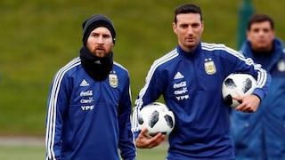 Lionel Scoloni Expresses Lionel Messi Regret Ahead Of Mexico