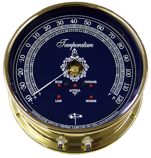 https://bellclocks.com/collections/downeaster-wind-weather/products/downeaster-thermometer-indoor-outdoor-temperature-instrument-blue-dial